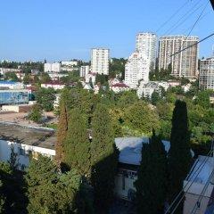 Апартаменты Apartments on Ostrovskogo 1 Сочи балкон