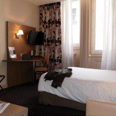 Best Western Hotel De Verdun 3* Улучшенный номер с двуспальной кроватью фото 8