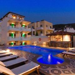Отель Ilios Studios Stalis Студия с различными типами кроватей фото 40