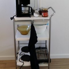 Отель EngholmBB 3* Студия Эконом с различными типами кроватей фото 22
