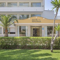 Отель Biniamar вид на фасад фото 2