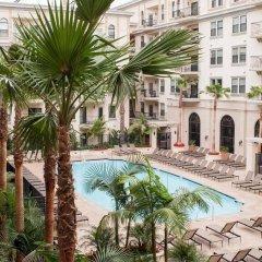 Отель Sunshine Suites бассейн фото 3