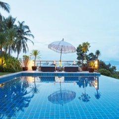 Отель Baan Sai Tan Самуи бассейн фото 3