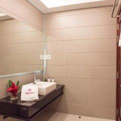 Valentine Hotel 3* Люкс с различными типами кроватей фото 9