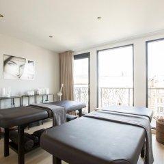 Отель Chambre Avec Jacuzzi Sauna Privatif Улучшенные апартаменты