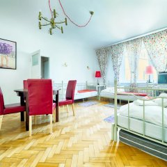 Old Town Kanonia Hostel & Apartments интерьер отеля