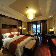 Отель Xiamen Aqua Resort 5* Номер Делюкс с различными типами кроватей фото 3