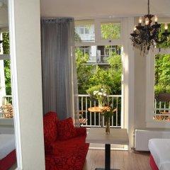 Alp Hotel Amsterdam 2* Стандартный номер фото 19