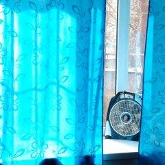 Hostel Panamas Стандартный семейный номер с разными типами кроватей фото 5