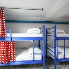 Suite Dreams Istanbul Hostel Кровать в общем номере с двухъярусной кроватью фото 6