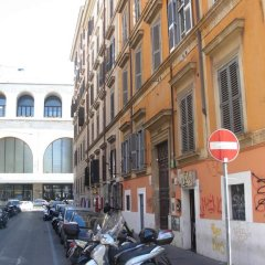 Отель Termini Binario 1&2 парковка
