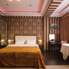 Апарт-Отель ML 3* Стандартный семейный номер с двуспальной кроватью фото 2