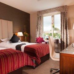 Castleknock Hotel 4* Улучшенный номер с 2 отдельными кроватями фото 3