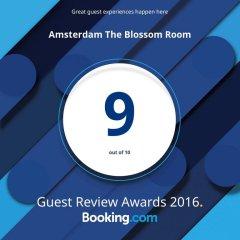 Отель Amsterdam The Blossom Room Нидерланды, Амстердам - отзывы, цены и фото номеров - забронировать отель Amsterdam The Blossom Room онлайн с домашними животными