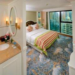 Central Hotel Jingmin 5* Апартаменты с 2 отдельными кроватями фото 3