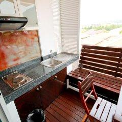 Апартаменты Kata Beach Studio Улучшенная студия с различными типами кроватей фото 42