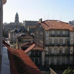 Отель Historic Center with Private Parking балкон