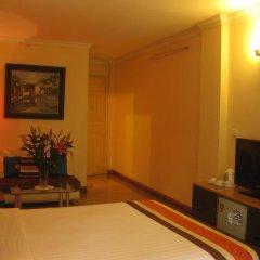 Heart Hotel 2* Номер Делюкс с двуспальной кроватью фото 15