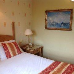 The Lucan Spa Hotel 3* Стандартный номер с различными типами кроватей фото 3