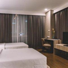 Отель Adelphi Suites Bangkok 4* Студия с различными типами кроватей