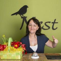 Отель Nest Nocleg Poznan Польша, Познань - отзывы, цены и фото номеров - забронировать отель Nest Nocleg Poznan онлайн фитнесс-зал