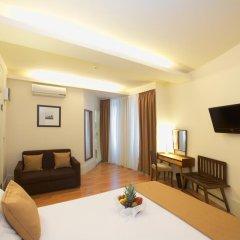 Отель Aliados 3* Стандартный номер с двуспальной кроватью фото 27