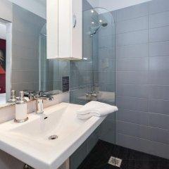 Отель Urban Stay Villa Cicubo Salzburg Австрия, Зальцбург - 3 отзыва об отеле, цены и фото номеров - забронировать отель Urban Stay Villa Cicubo Salzburg онлайн ванная фото 8