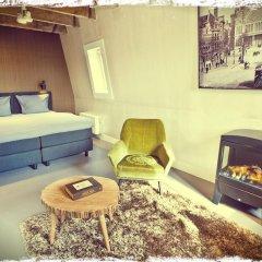 Отель V Lofts Студия с различными типами кроватей фото 4