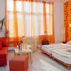 Бутик Отель Скоти 3* Номер Делюкс с различными типами кроватей фото 5