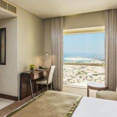 Millennium Plaza Hotel 5* Улучшенный номер с 2 отдельными кроватями фото 3