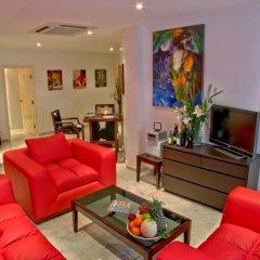Апартаменты Mosaik Luxury Apartments Люкс с различными типами кроватей фото 3