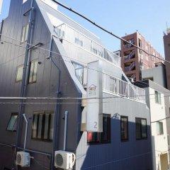 Отель House Ikebukuro Токио балкон