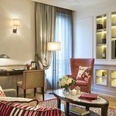 Отель La Clef Tour Eiffel (ex. Citadines Suites Arc de Triomphe) Улучшенные апартаменты с разными типами кроватей фото 5