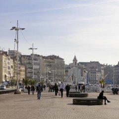 Отель Aparthotel Adagio Marseille Vieux Port парковка