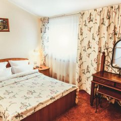 Гостиница Соловьиная роща Стандартный номер двуспальная кровать фото 4