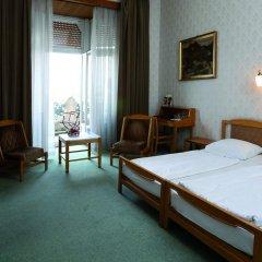 Отель Danubius Gellert 4* Стандартный номер фото 12