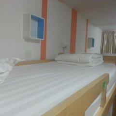 Отель Backpackers@SG Кровать в общем номере с двухъярусной кроватью фото 5