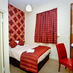 Leigh House Hotel 3* Стандартный номер с двуспальной кроватью фото 7