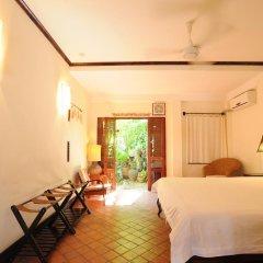 Отель Lotus Villa 3* Стандартный номер с двуспальной кроватью фото 8