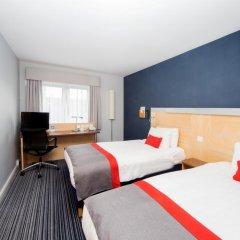 Отель Holiday Inn Express Edinburgh Royal Mile 3* Стандартный номер фото 5