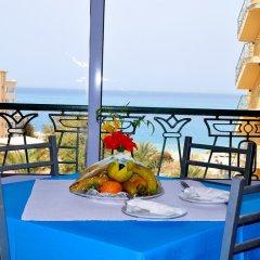 Отель King Tut Aqua Park Beach Resort - All Inclusive балкон