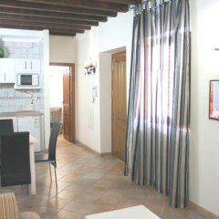 Отель Abadia Suites Студия с различными типами кроватей фото 19