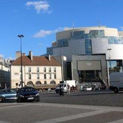 Hotel de l'Aveyron парковка