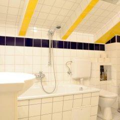 Отель AJO Terrace Австрия, Вена - отзывы, цены и фото номеров - забронировать отель AJO Terrace онлайн ванная