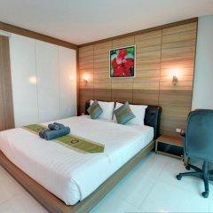 Отель Pool Access 89 at Rawai 3* Улучшенный люкс с различными типами кроватей фото 5