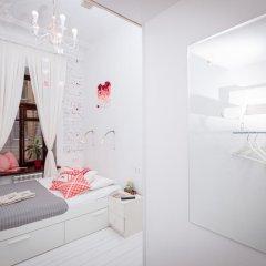 Тайга Хостел Стандартный семейный номер с двуспальной кроватью (общая ванная комната) фото 4