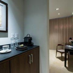 Square Small Luxury Hotel 4* Люкс с различными типами кроватей фото 4