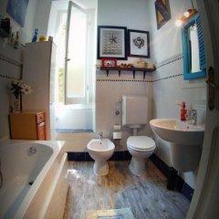 Отель L'Andirivieni Камогли ванная фото 2