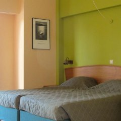 Evripides Hotel 2* Стандартный номер с 2 отдельными кроватями фото 3