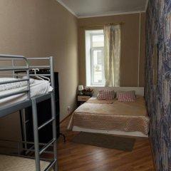 Мини-Отель Идеал Стандартный семейный номер с разными типами кроватей фото 19